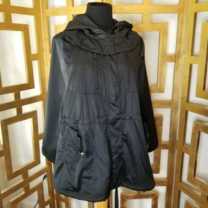 Lululemon Wanderful Capelet Cape Hooded Poncho S M